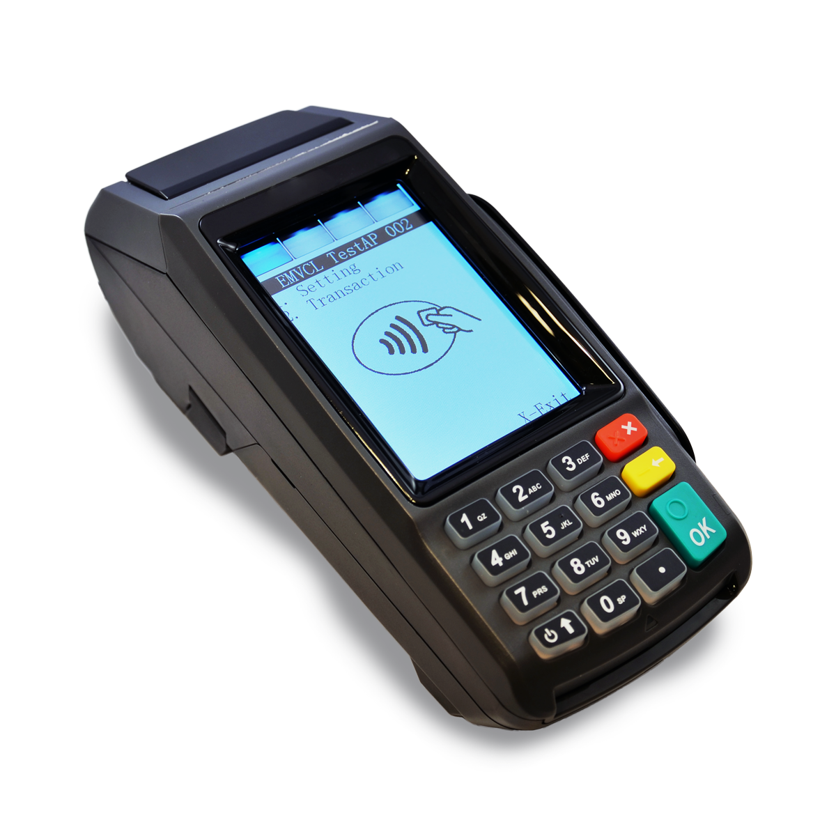 transaction terminal pos Must have experience with pos terminals, atms and ecommerce transaction processing.